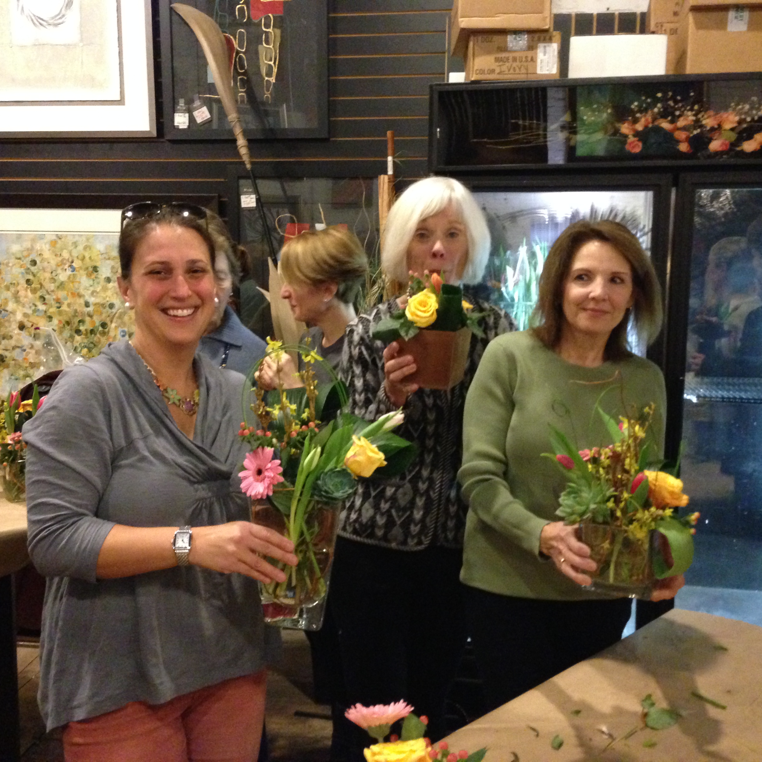 LGC Flower arranging 3